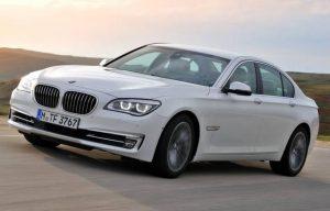 BMW elektr suv nasosining egzoz usuli